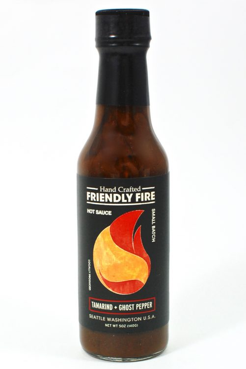 Friendly Fire hot sauce