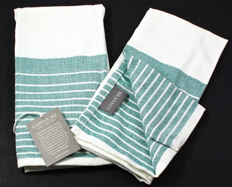 GlobeIn towel set