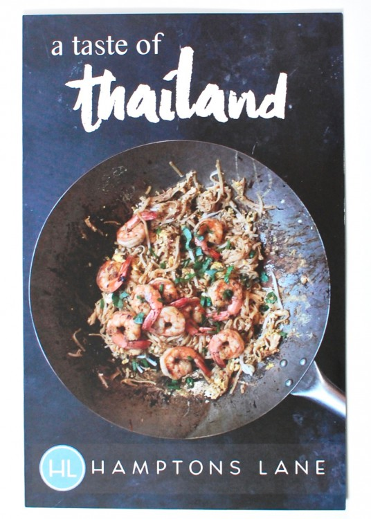 Hamptons Lane Thailand box review
