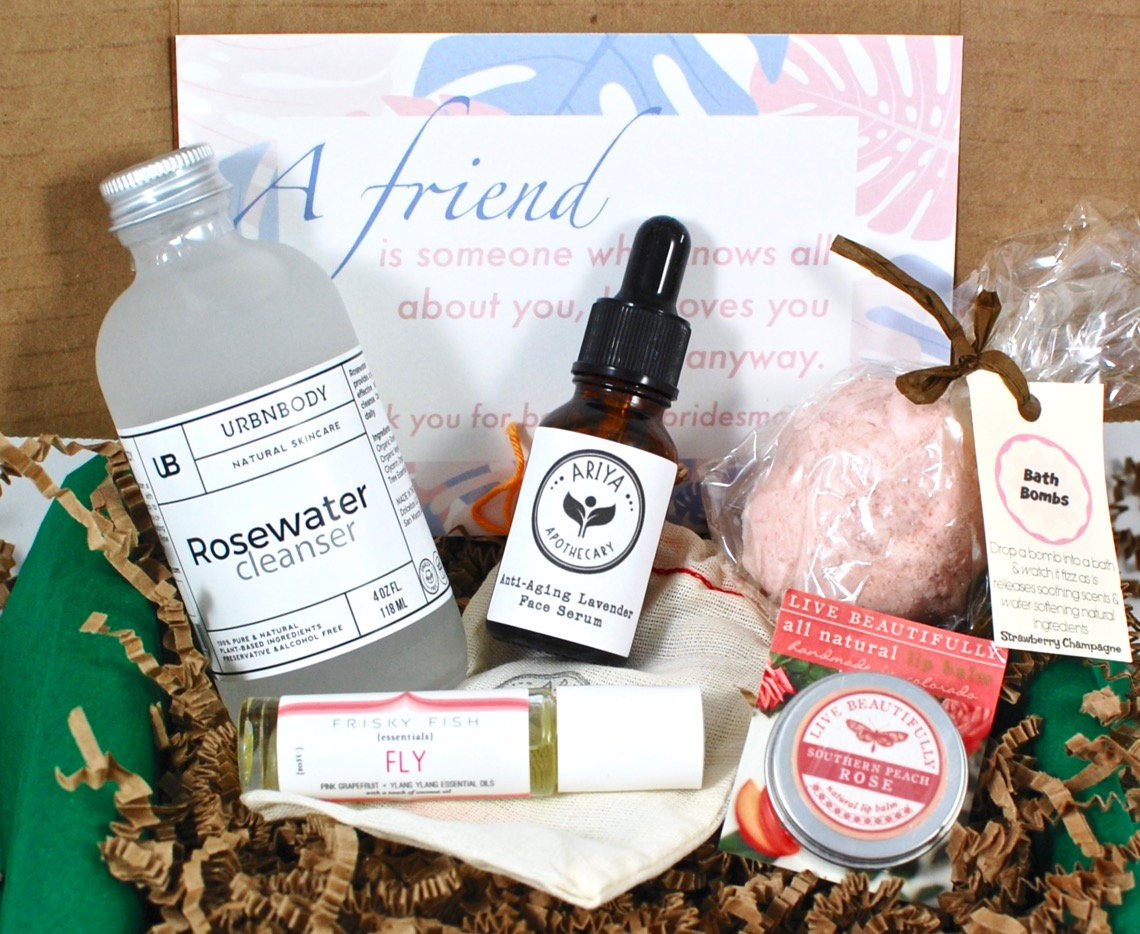 Terra Bella Bridesmaid box review 2016