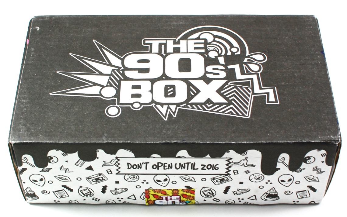 The 90's box
