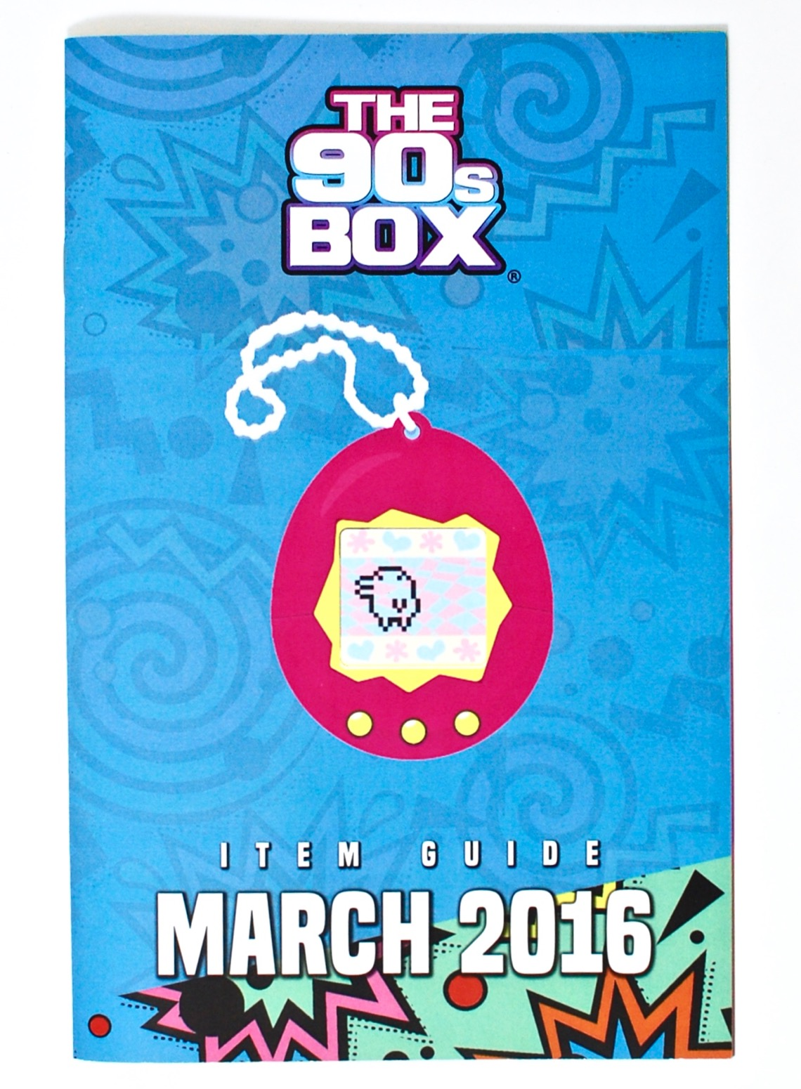 The 90's Box March 2016