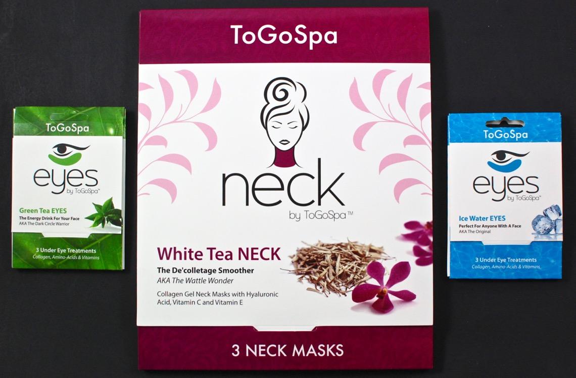 April 2016 ToGoSpa review