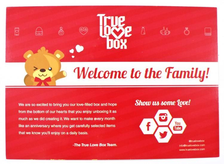 True Love Box review