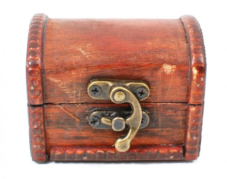 cheap wooden box