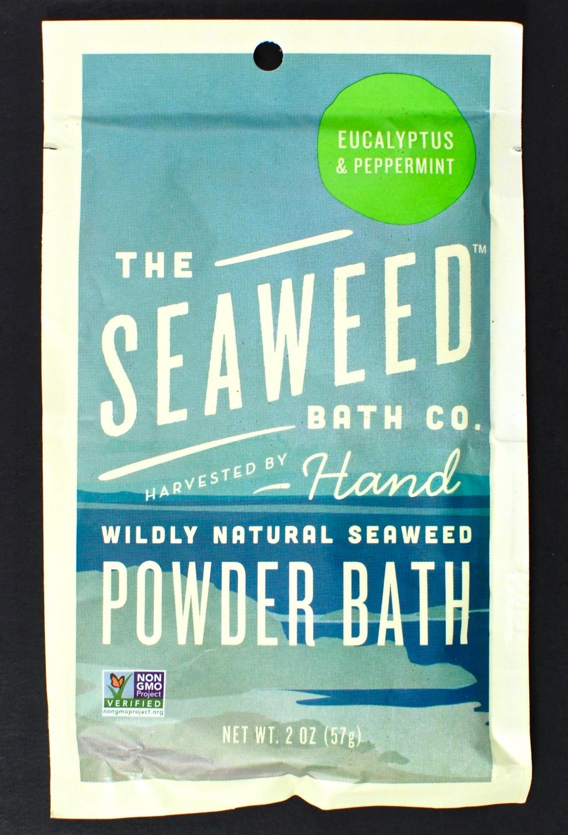 seaweed bath co. powder bath