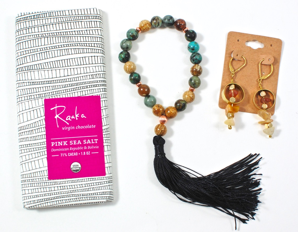 April 2016 Yogi Surprise jewelry review