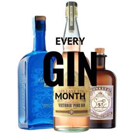 Mashbox Club - Gin