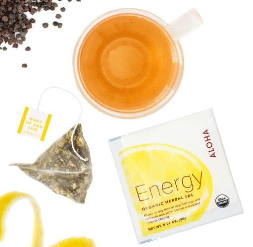ALOHA Energy tea