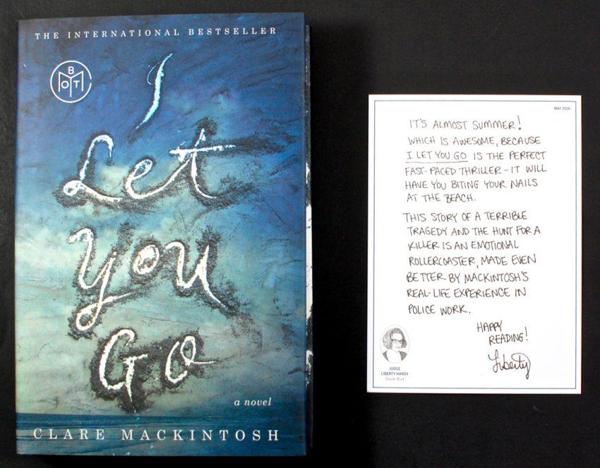 I Let You Go book