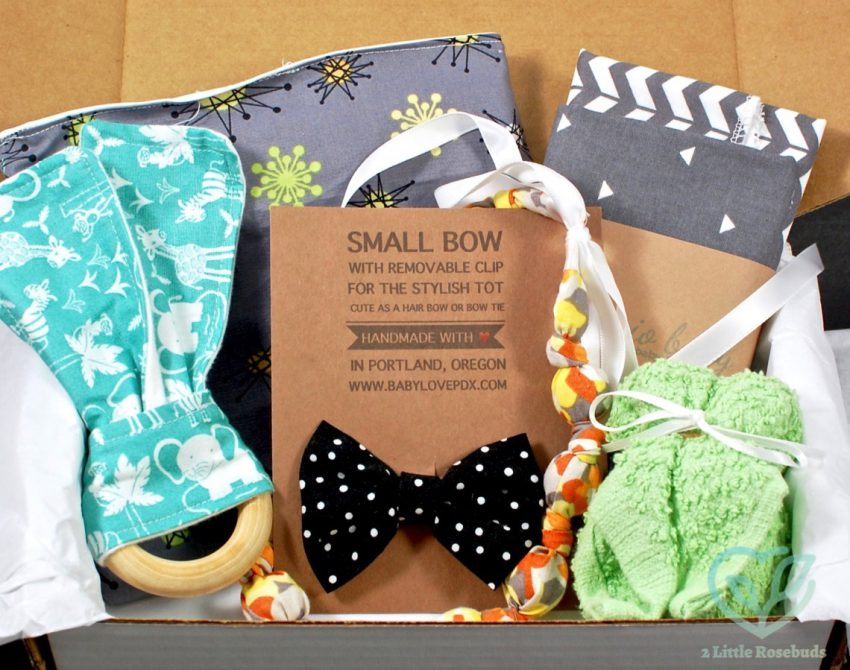 Buccio Baby Box May 2016 review