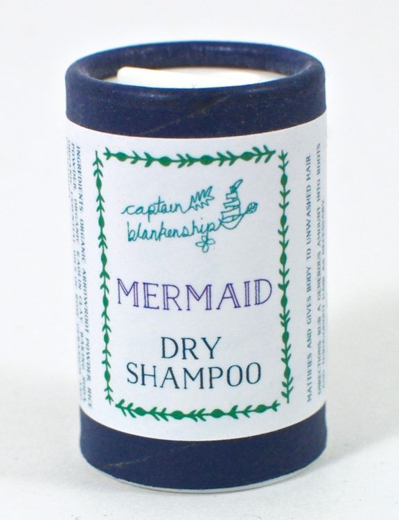 captain blankenship dry shampoo