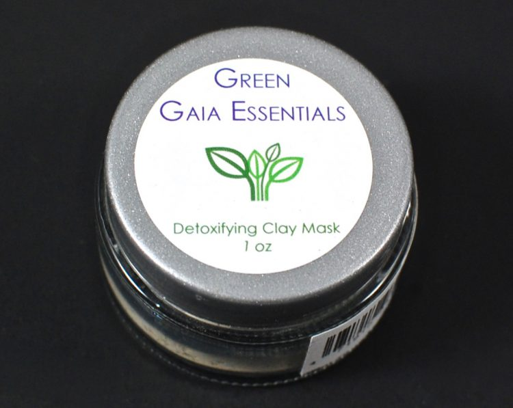 Green Gaia mask