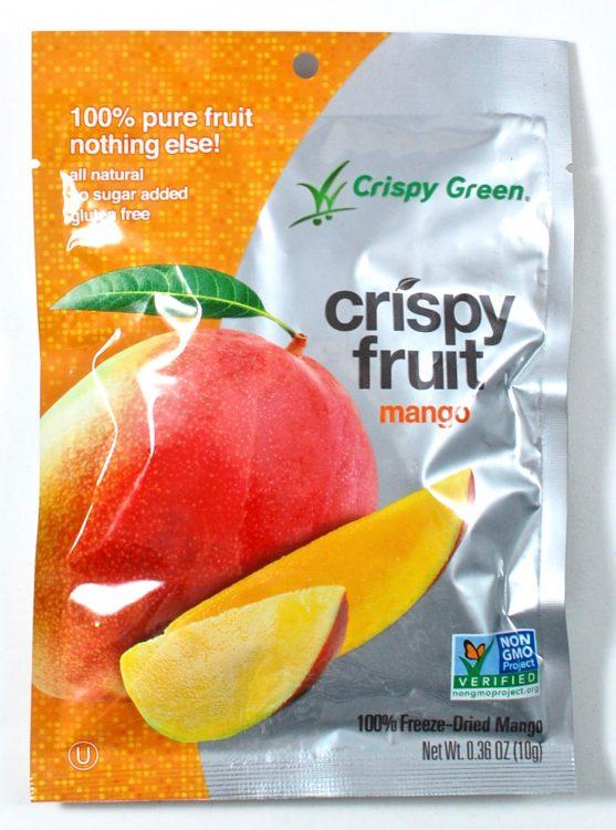crispy green mango
