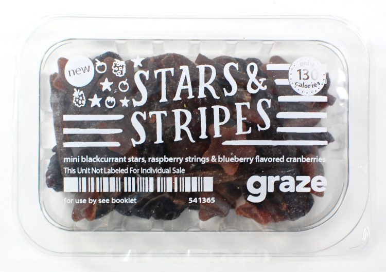 Graze stars & stripes