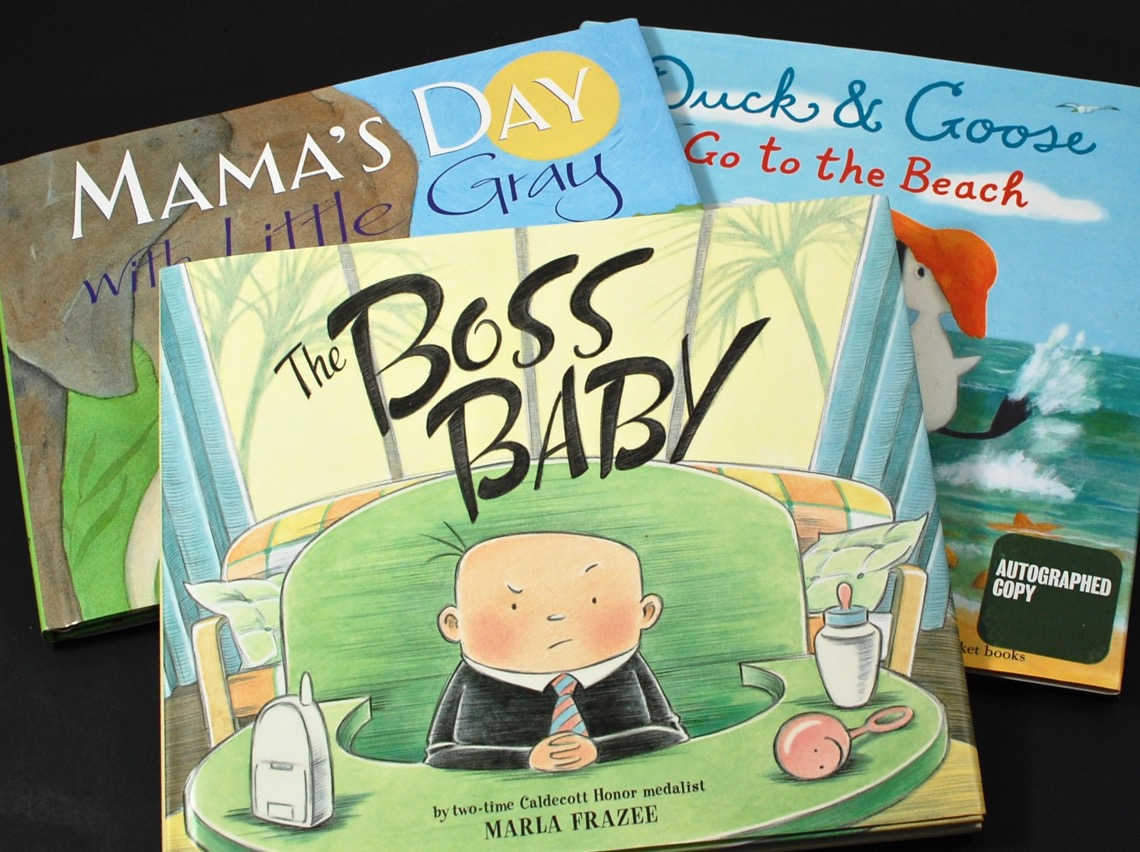 May 2016 Lil' Bear Book Club review