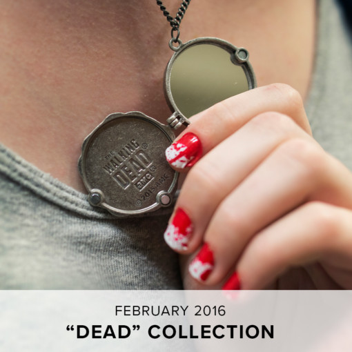 "Level Up Loot for Her ""Dead"" Collection"