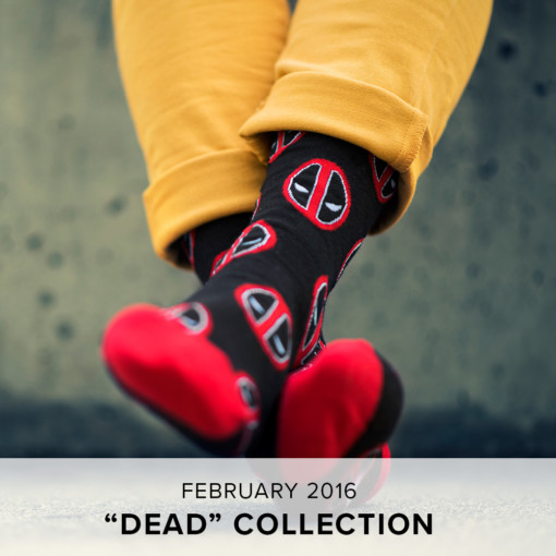 """Loot Socks """"Dead"""" Collection"""