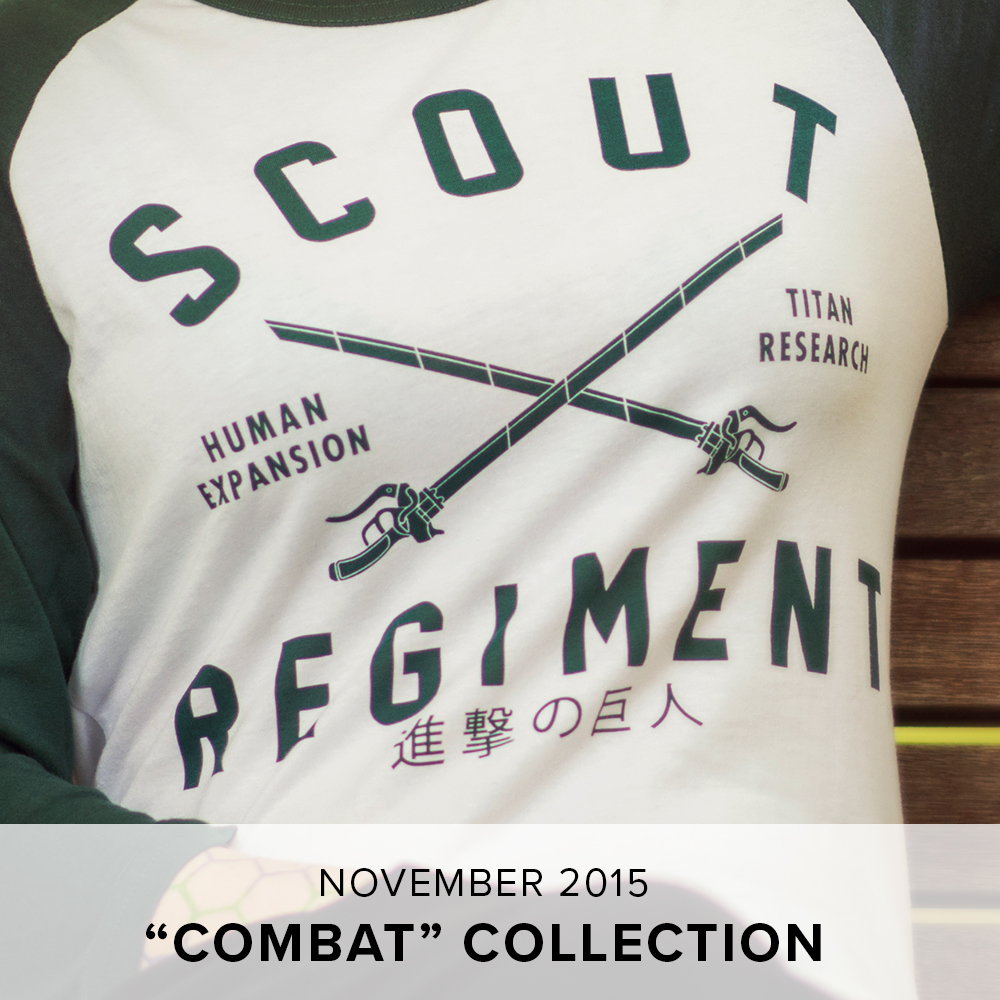 "Level Up Loot Wearables ""Combat"" Collection"