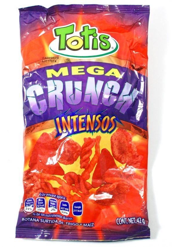 totis mega crunch