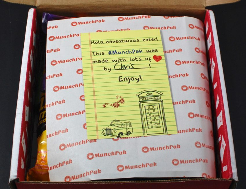 Munch Pak review