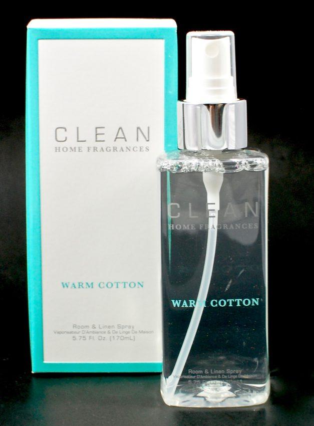Clean linen spray