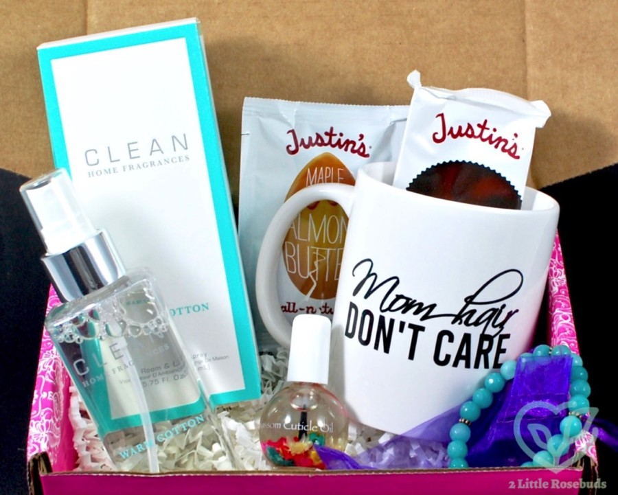 May 2016 Pampered Mommy Box review