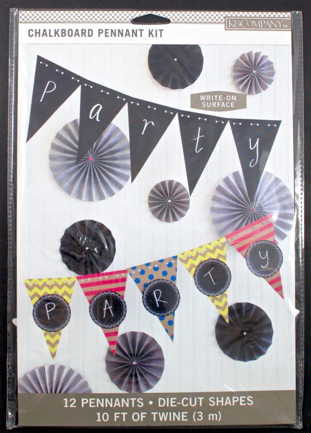 pennant banner kit