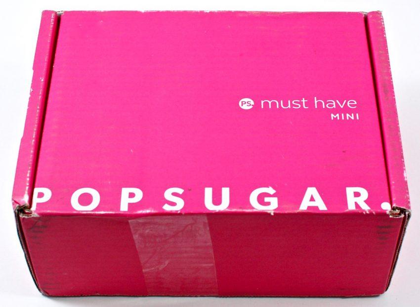 POPSUGAR Must Have mini review