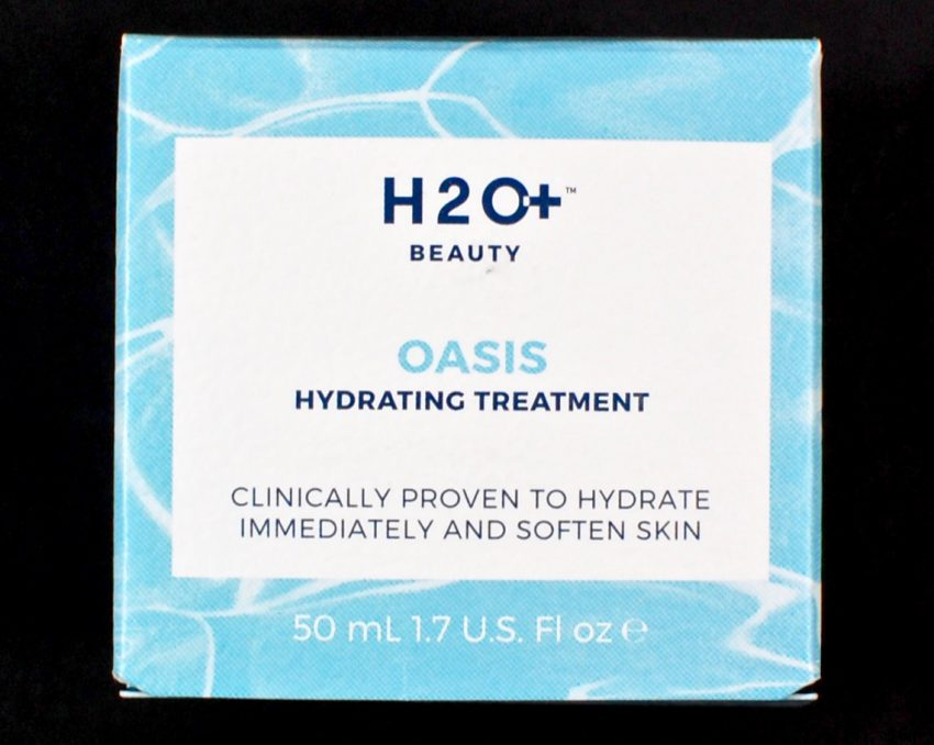 h2o oasis hydrating treatment
