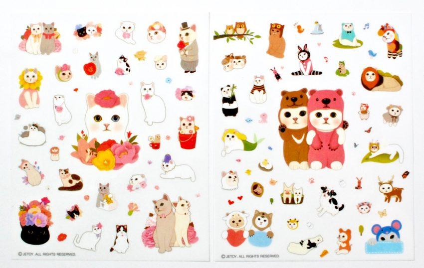 Stickii stickers