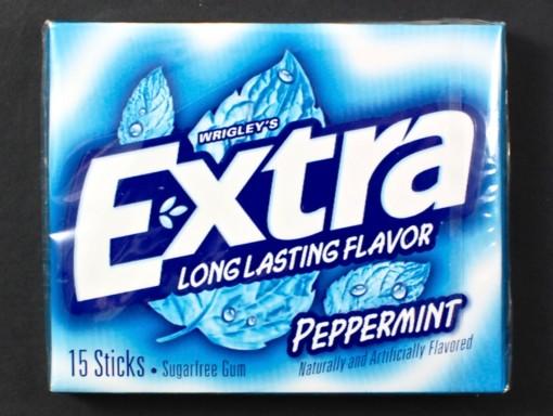 extra gum