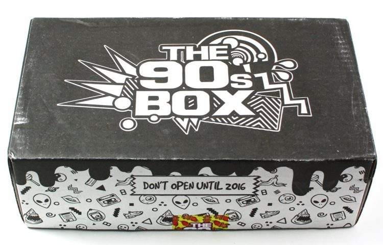 The 90's Box review