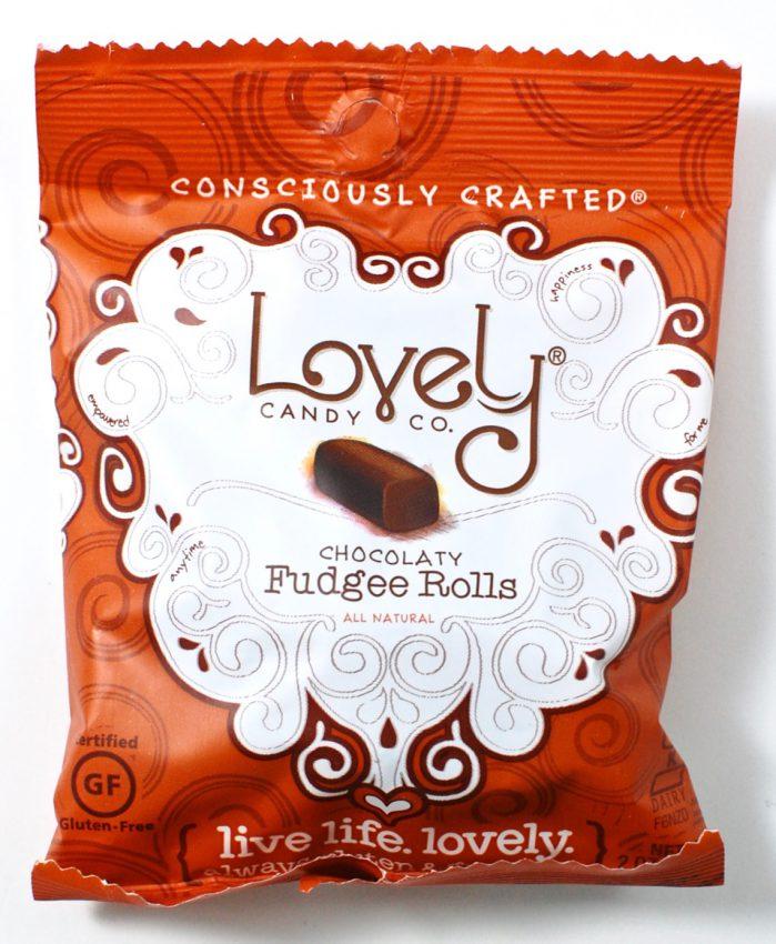 Lovely fudge rolls