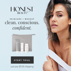 Try Honest Beauty for Free - Just Pay $5.95 Shipping