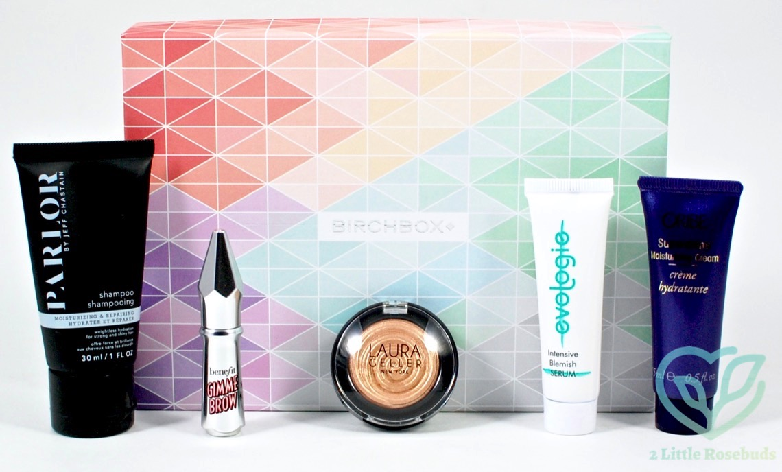 June 2016 Birchbox review