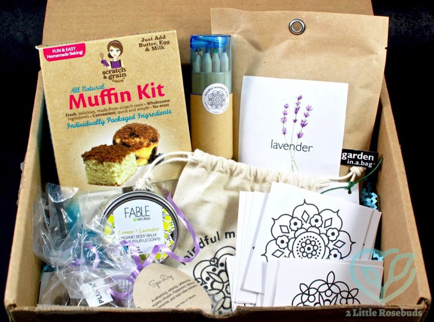 Caring Crate June 2016 Subscription Box Review