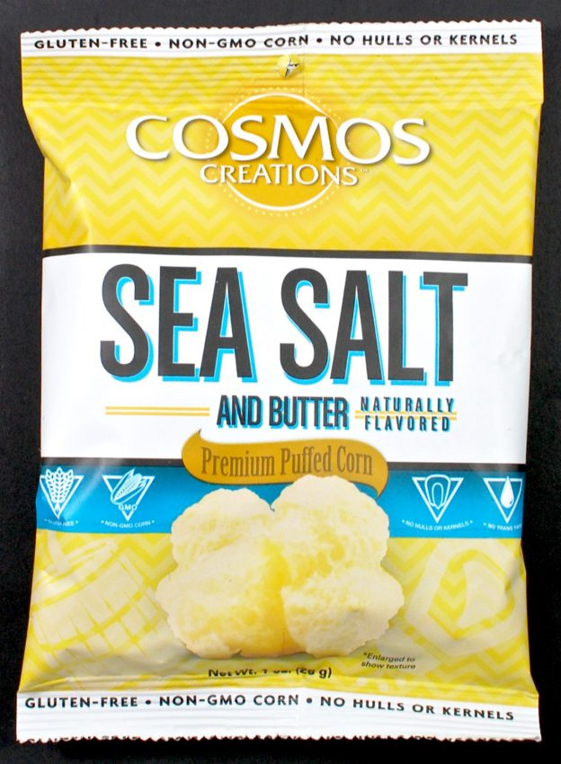 cosmos sea salt