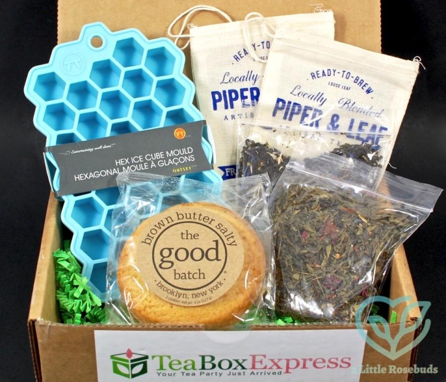 June 2016 Tea Box Express review