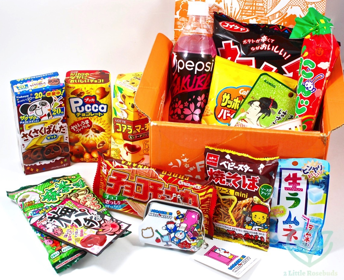 TokyoTreat April 2016 review