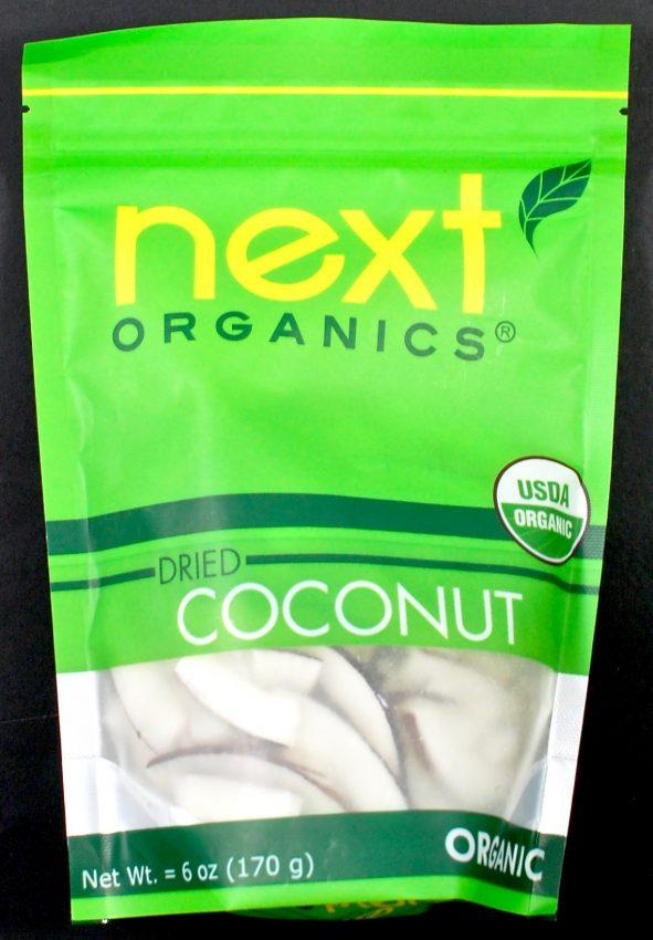 Next Organics coconut chips