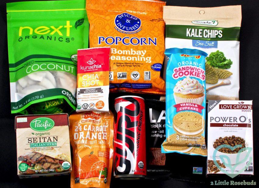 Vegan Cuts June 2016 Snack Box Review