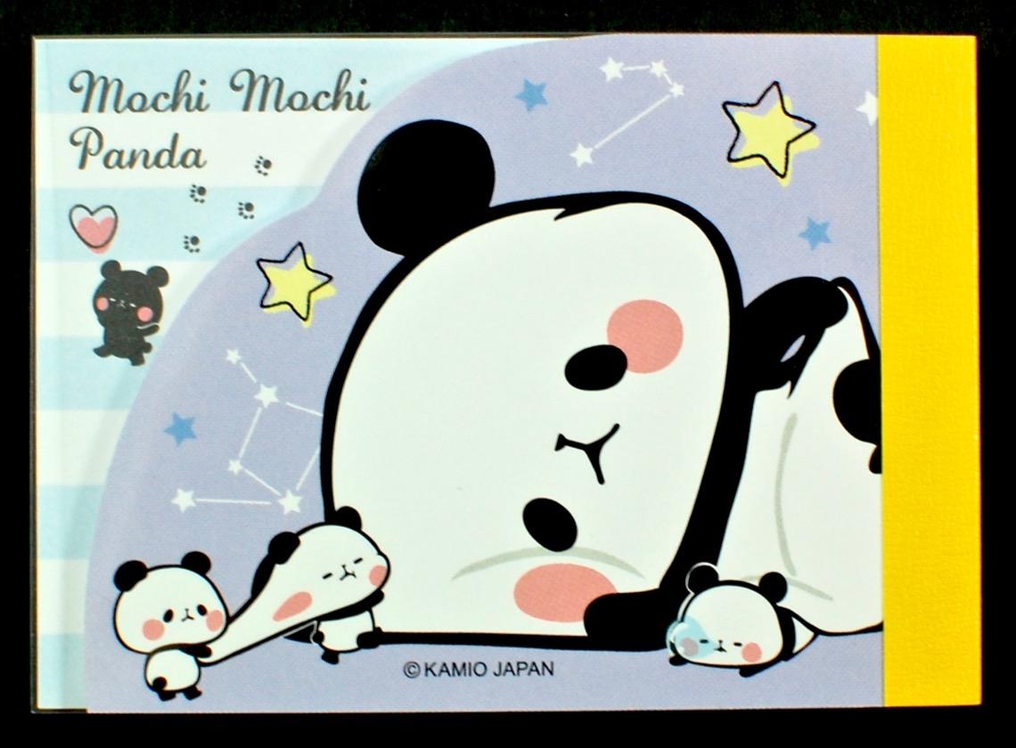 panda memo pad