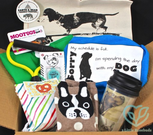 July 2016 DogPeopleBox review