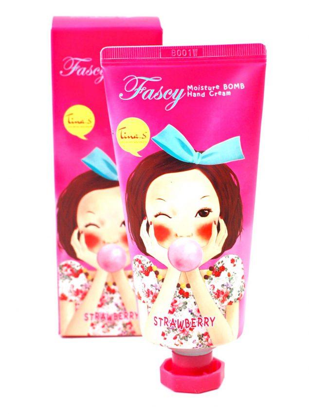 Fascy hand cream