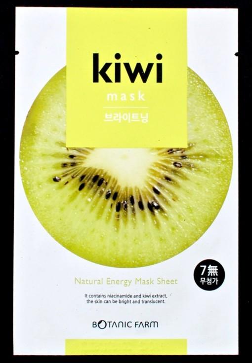 kiwi sheet mask