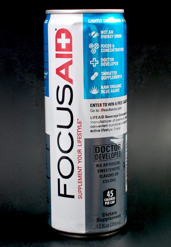 Focus Aid drink