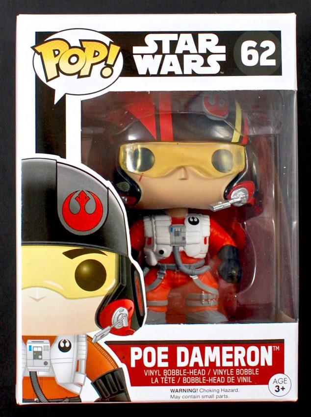 Funko Pop Poe Dameron