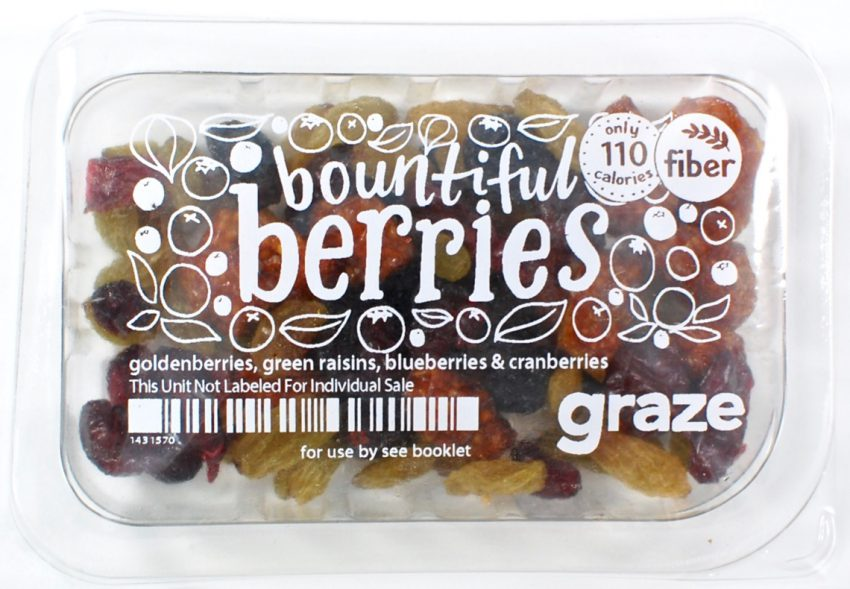 bountiful berries graze