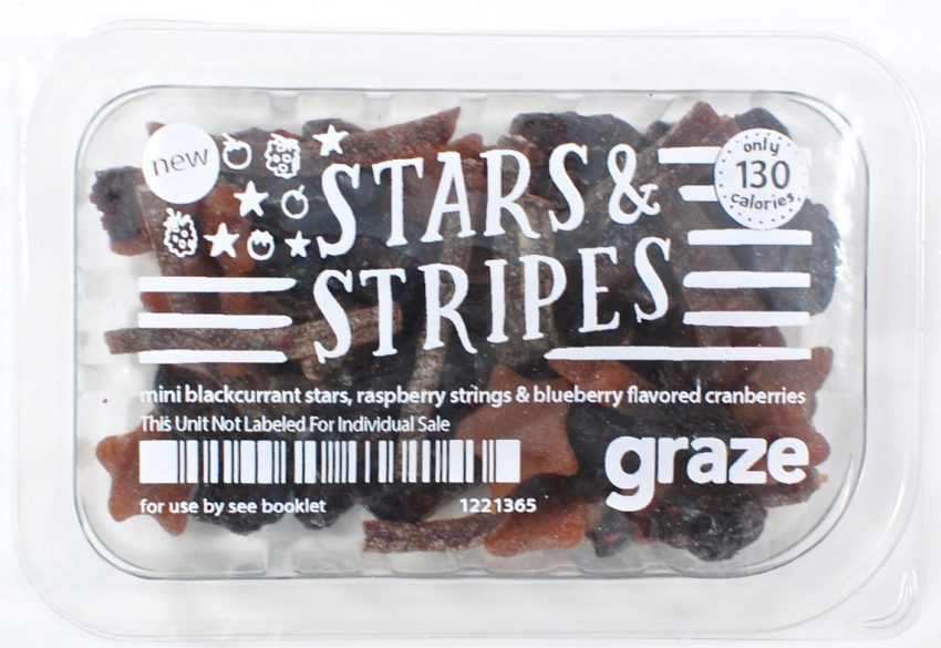 stars & stripes graze